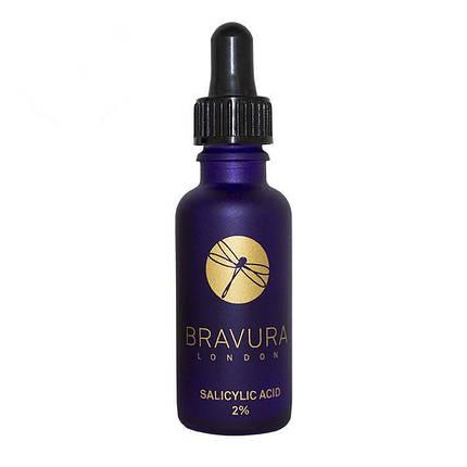 Пилинг с салициловой кислотой Bravura – Salicylic Acid 2% Peel, 30 мл, фото 2