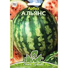 Семена арбуза среднераннего «Альянс» (5 г) от ТМ «Велес»