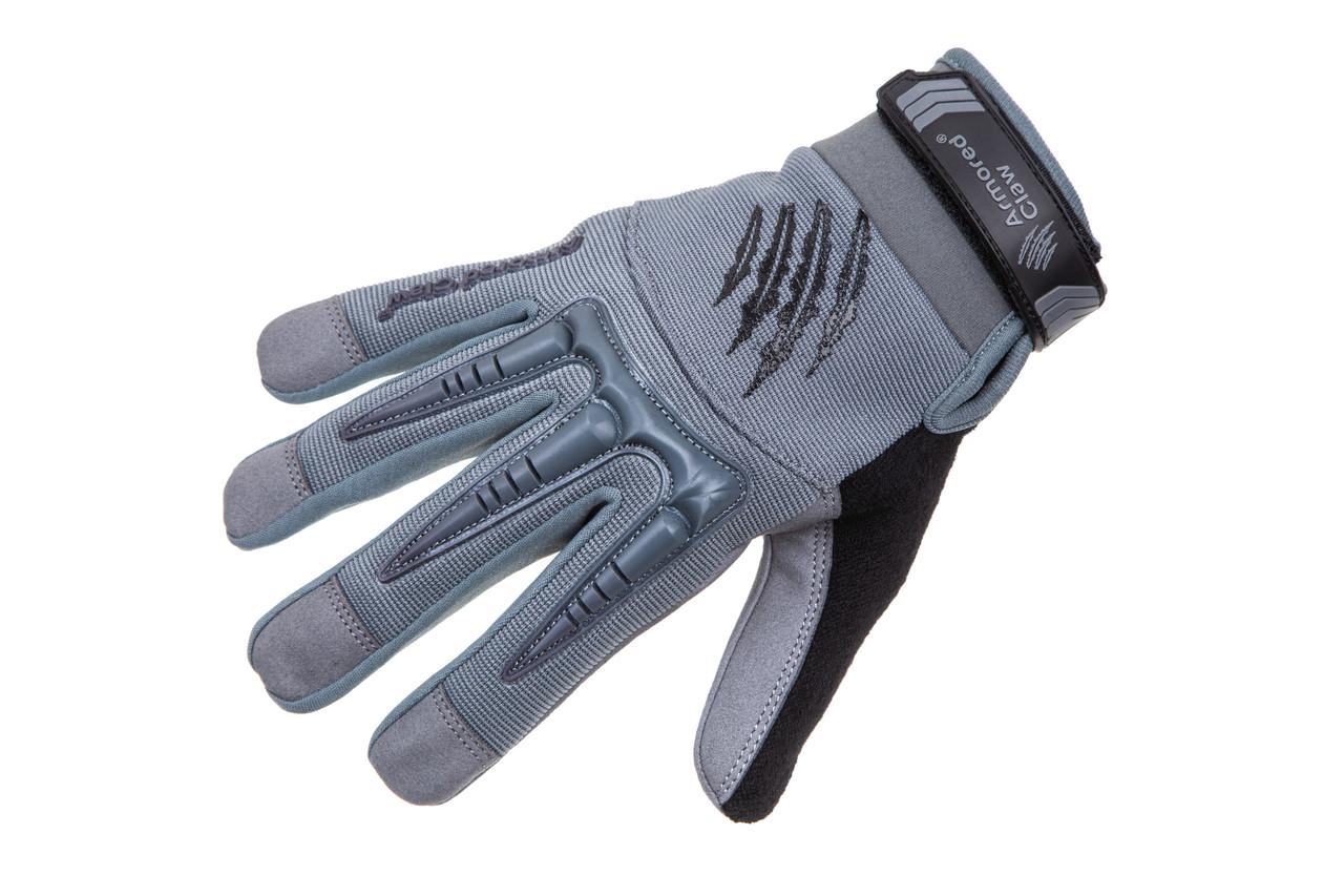 Перчатки тактические Armored Claw BattleFlex Grey