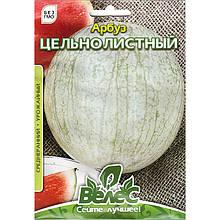 """Семена арбуза среднераннего """"Цельнолистный"""" (10 г) от ТМ """"Велес"""""""