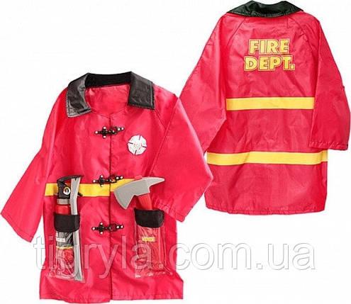 Игровой набор костюм Пожарного с шлемом, фото 2