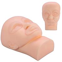 Голова манекен для наращивания ресниц, фото 1