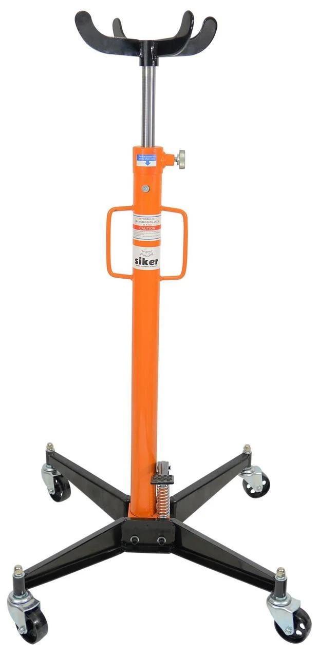 Гидравлический подкатной съемник КПП Siker 500 кг (гідравлічний підкатний знімач кпп)