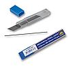 Грифель для механічного олівця 0,5 мм HB 12 шт. BM.8699 Buromax
