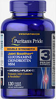 PsP Double Strength Glucosamine, Chondroitin & MSM Joint Soother - 120 кап