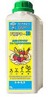 StimAgro добрива для гідропоніки та грунту ГІДРО-В 1-4-3,5 1L