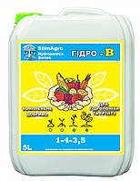 StimAgro добрива для гідропоніки та грунту ГІДРО-В 1-4-3,5 5L