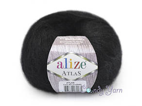 Alize Atlas, Черный №60