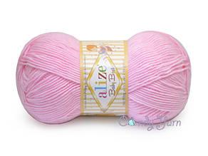 Alize Baby Best, Розовый №191