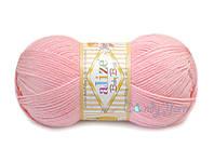 Alize Baby Best, Ярко-розовый №529