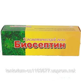 Биосептин гель с пробиотиком Ветом и экстрактом пихты сибирской - лучший уход за лицом (против угрей)