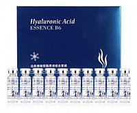 Гиалуроновая кислота BIOAQUA HYALURONIC ACID ESSENCE B6, набор, (5мл*10шт). (0064)