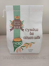 Греческий Ультра, смесь для выпечки хлеба, 0,5 кг