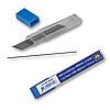 Грифель для механического карандаша 0,7 мм HB 12 шт. BM.8698 Buromax