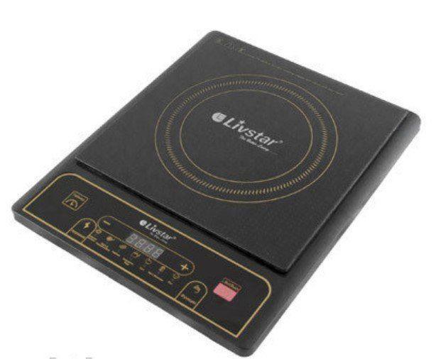 Электроплита индукционная стеклокерамическая настольная Livstar LSU-1176 Black