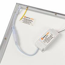 Светильник светодиодная панель ЕВРОСВЕТ 36Вт PANEL LED-SH-600-20 6400K 3000Лм (000040368), фото 3