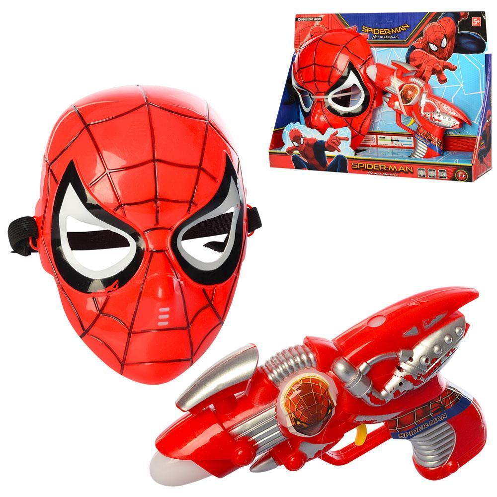 Набор супергероя Spider-Man Человек Паук