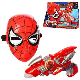 Набор супергероя Spider-Man Человек Паук, фото 2