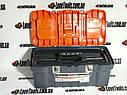 """Ящик для инструмента с мет. замками 20 """"22х26х51  STELS 90712, фото 7"""