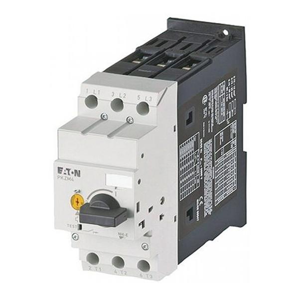 Автоматические выключатели защиты двигателя Eaton (Moeller) PKZM4