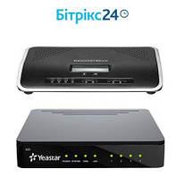 Інтеграція IP-АТС з Бітрікс24 через SIP-транк