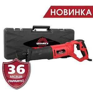 Пила сабельная 0,85 кВт, Латвия Vitals Master TZ 1585GNvql