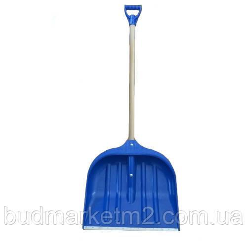 Лопата снегоуборочная АВС 490*495
