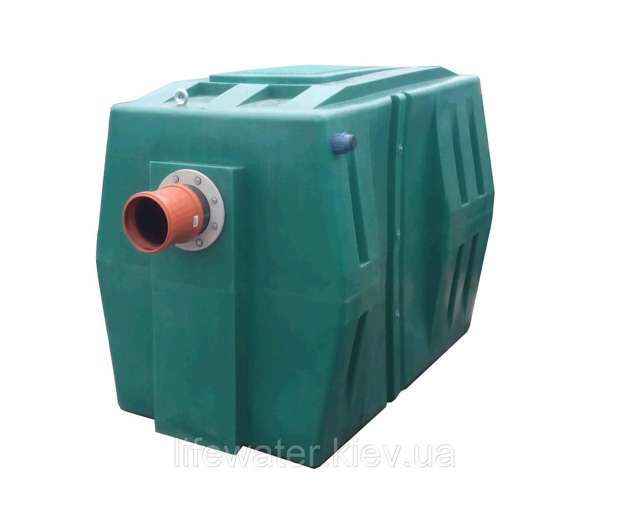 Сепаратор нафтопродуктів з відстійником ФСНО 3