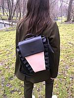 Стильная женская сумка-рюкзак от производителя ( код: IBG157BP )