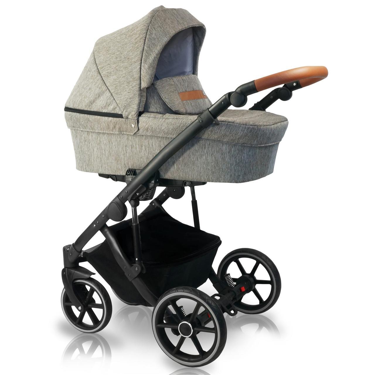 Универсальная детская коляска Bexa Line 2.0 2 в 1