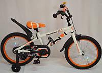 Детский двухколесный велосипед Barcelona, 12 дюймов, салатовый