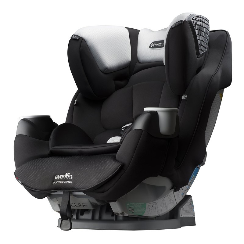 Автокресло Evenflo®  SafeMax Platinum Shiloh Черный (032884191505)