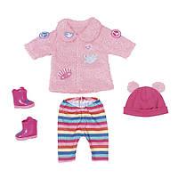 Набор одежды для куклы BABY BORN  Зимний стиль ZAPF Creation 826959