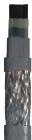 Является высокоэффективным нагревательным кабелем для защиты трубопроводов от обмерзания мощность 10 Вт/м