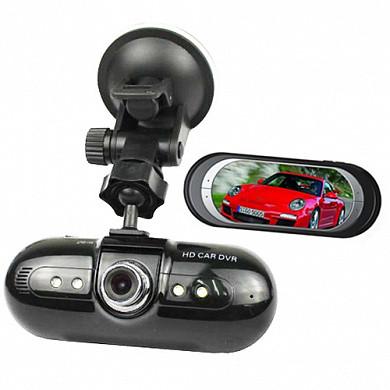 Автомобильный видеорегистратор AKLINE L 5000 Черный (KD-3181S672)