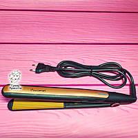 Профессиональная плойка-гофре Gemei 2955 для прикорневого объёма и мелких волн
