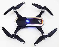 Складывающийся квадрокоптер S161 HD WiFi камера, фото 7