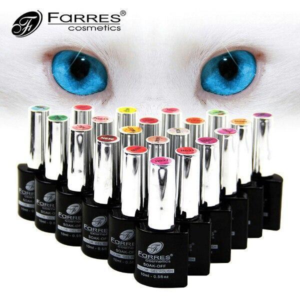 Лаки для ногтей Farres