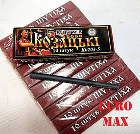 Петарды Казацкие К 0203-5 10 штук в упаковке 5 выстрелов