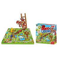 Настольная игра – бродилка Змеи и Лестницы Разноцветный (op721442383)