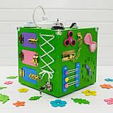 Куб Busy Cube (зеленый), фото 4