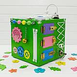 Куб Busy Cube (зеленый), фото 5