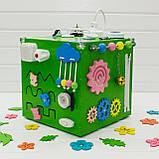 Куб Busy Cube (зеленый), фото 6
