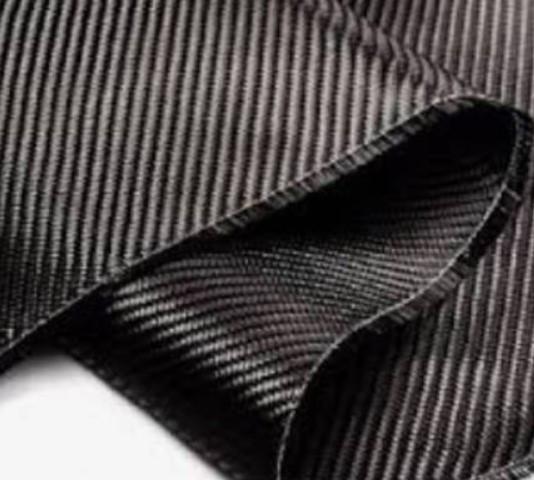 Углеродная ткань 200 гр/м2 3К полотно ш.100 см