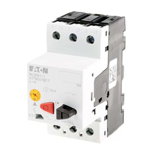 Автоматические выключатели защиты двигателя Eaton (Moeller) PKZM01