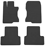 Коврики резиновые в салон Honda Accord 2008-2013 (4 шт.) Stingray 1008014