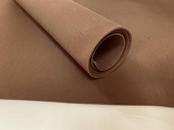 Эва, фоамиран 2 мм 100х150 см коричневая.