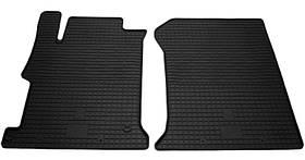 Коврики резиновые в салон Honda Accord 2013- передние (2 шт.) Stingray 1008032