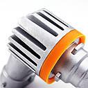 Лампа светодиодная NAPO Model V  H8 4600 Lum, цвет свечения белый, 2 шт/компл. Гарантия 2 года, фото 6
