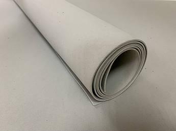 Эва, фоамиран 2 мм 100х150 см серебристо-серая
